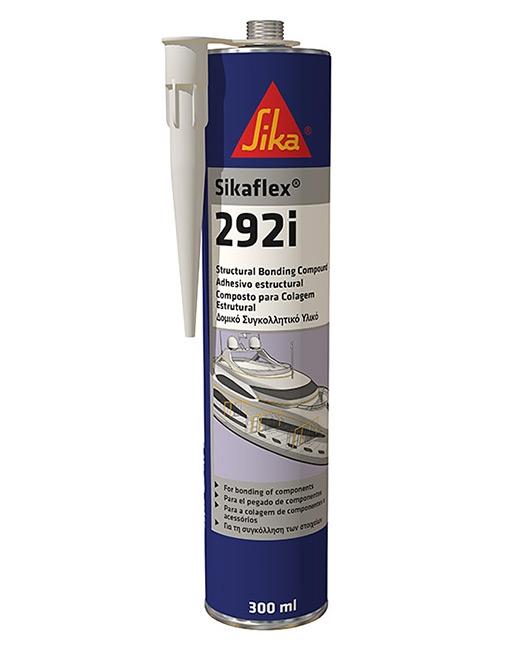 Sikaflex 292i Çok Amaçlı Yapıştırıcı 300ml. - Beyaz