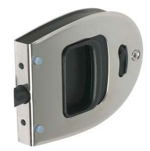 Southco Mobella Omni Spring Bolt Menteşeli Kapı Kilidi - 16mm.