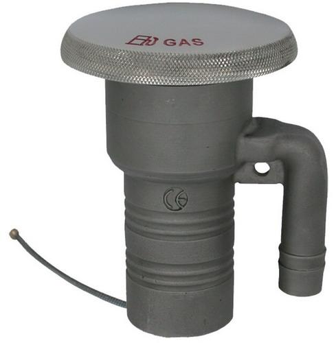 Southco Su Dolum Ağzı 38mm. - Paslanmaz - Havalandırmalı