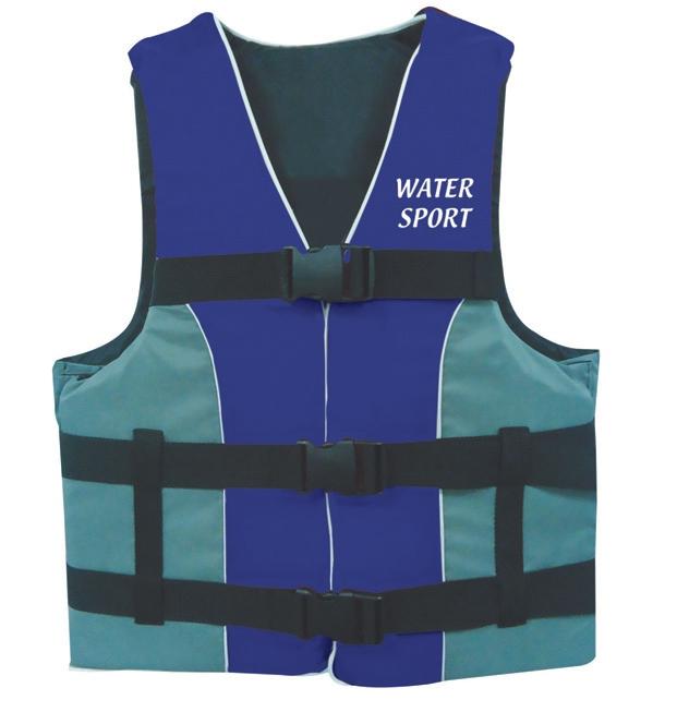 Spor Can Yeleği - Mavi - Large