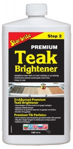 Star Brite Teak Brightener  -Tik Parlatıcı- 950 ml.