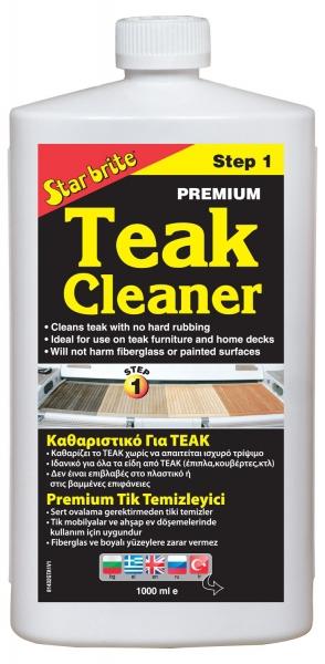 Star Brite Teak Cleaner  -Tik Temizleyici- 950ml.