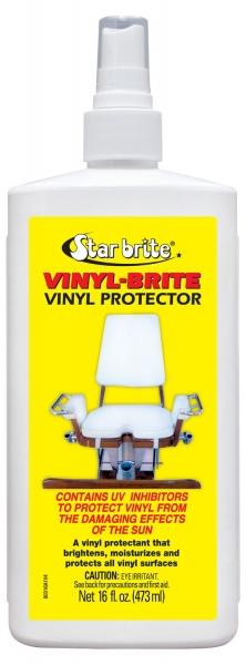 Star Brite Vinyl-Brite Sprey Vinil Parlatıcı/Koruyucu - 473ml.