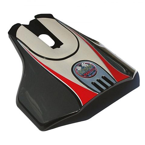 StingRay XRIII Junior Dıştan Takma Motor Kanadı - Gri