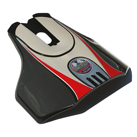 StingRay XRIII Junior Dıştan Takma Motor Kanadı - Siyah