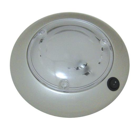 Tavan Lambası 12V 150mm. - Beyaz