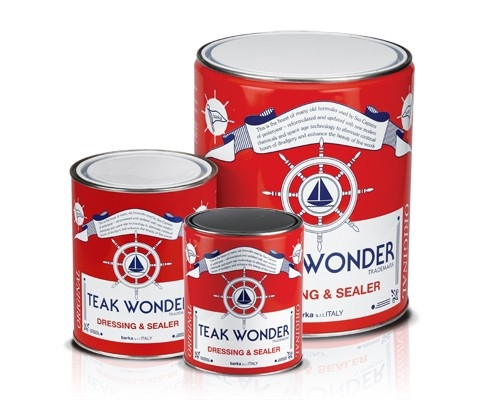 Teak Wonder Tik Koruyucu 3,79 Lt.