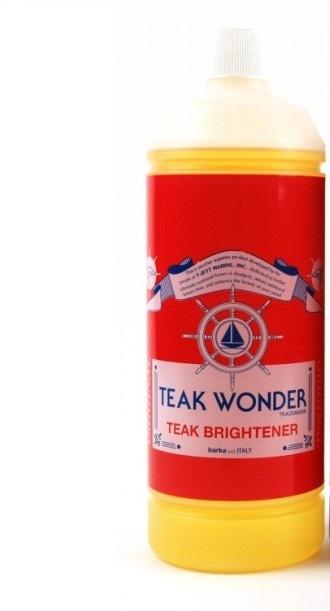 Teak Wonder Tik Parlatıcı 1 Lt.
