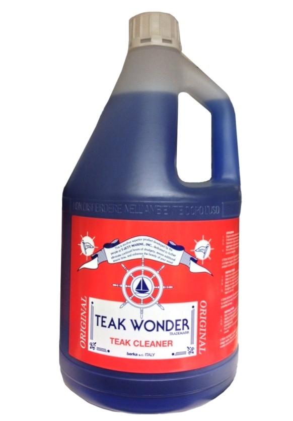 Teak Wonder Tik Temizleyici 4 Lt.