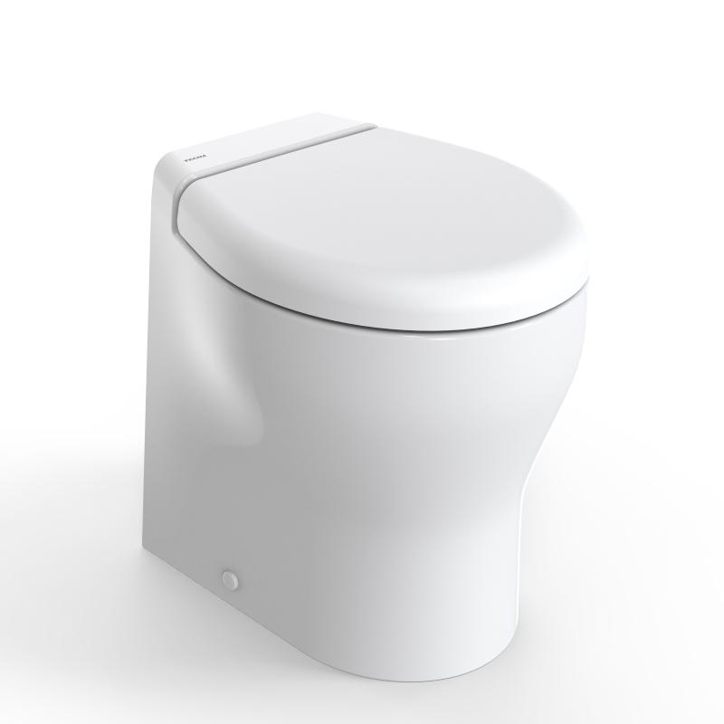 Tecma 2G Elegance Elektrikli Tuvalet 24V-Yavaş Kapanır Kapak-Taharet Musluklu