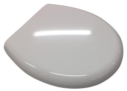 Tecma Silence Plus Plastik WC Kapağı - Beyaz