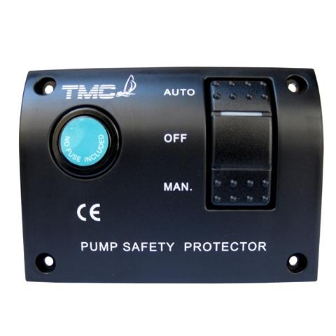 Tmc Sintine Pompa Kontrol Paneli - 24V