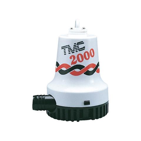 Tmc Sintine Pompası 2000 GPH 24V
