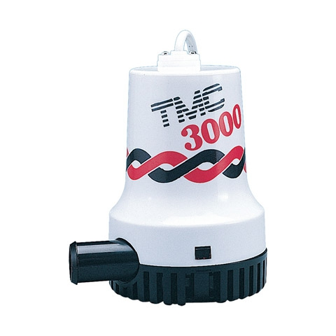 Tmc Sintine Pompası 3000 GPH 24V