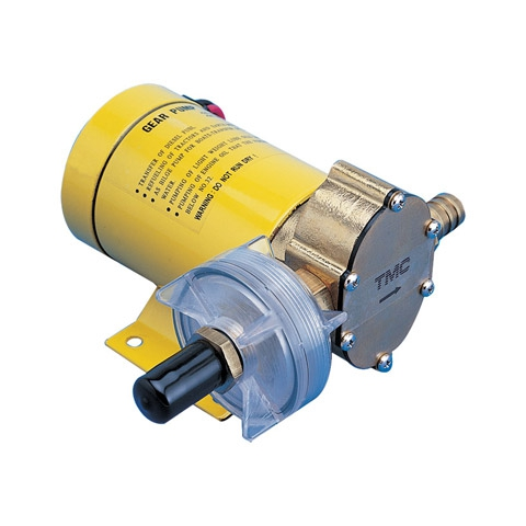 Tmc Transfer Pompası 24V Bronz