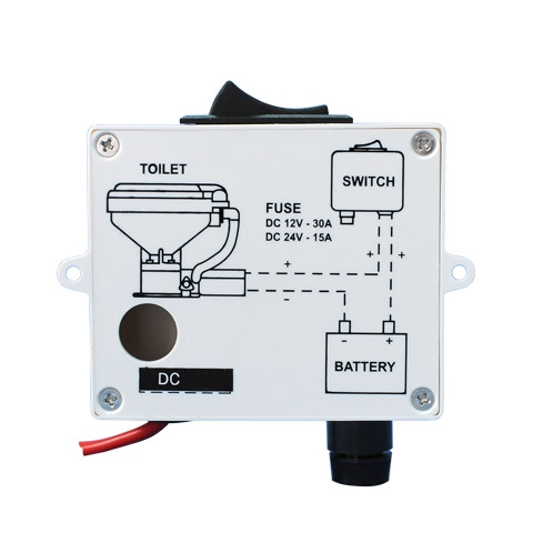 Tmc Wc Switch Box 24V