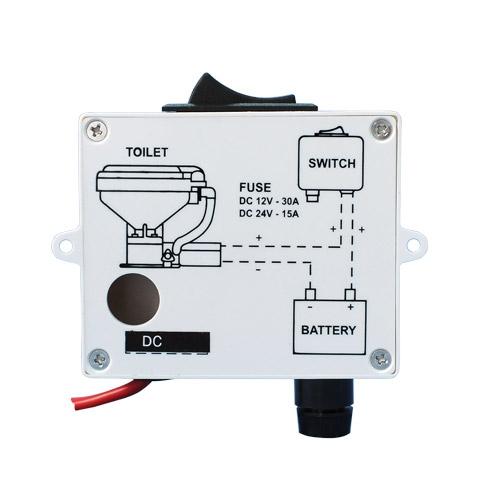 Tmc Wc Switch Box 24V