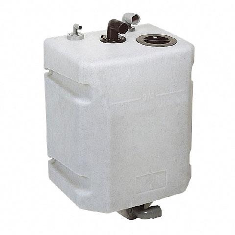 Vetus Plastik Pis Su Tankı - 80 Lt.