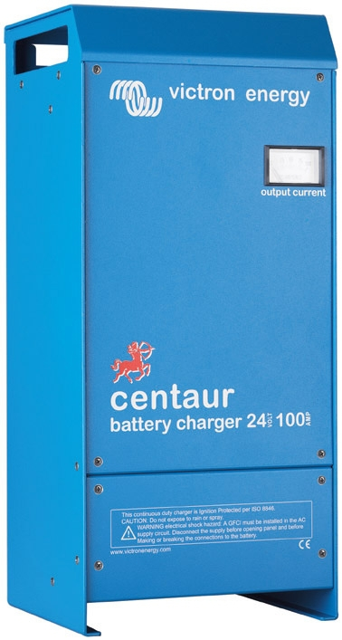 Victron Centaur 12/50 Redresör - 12V 50A