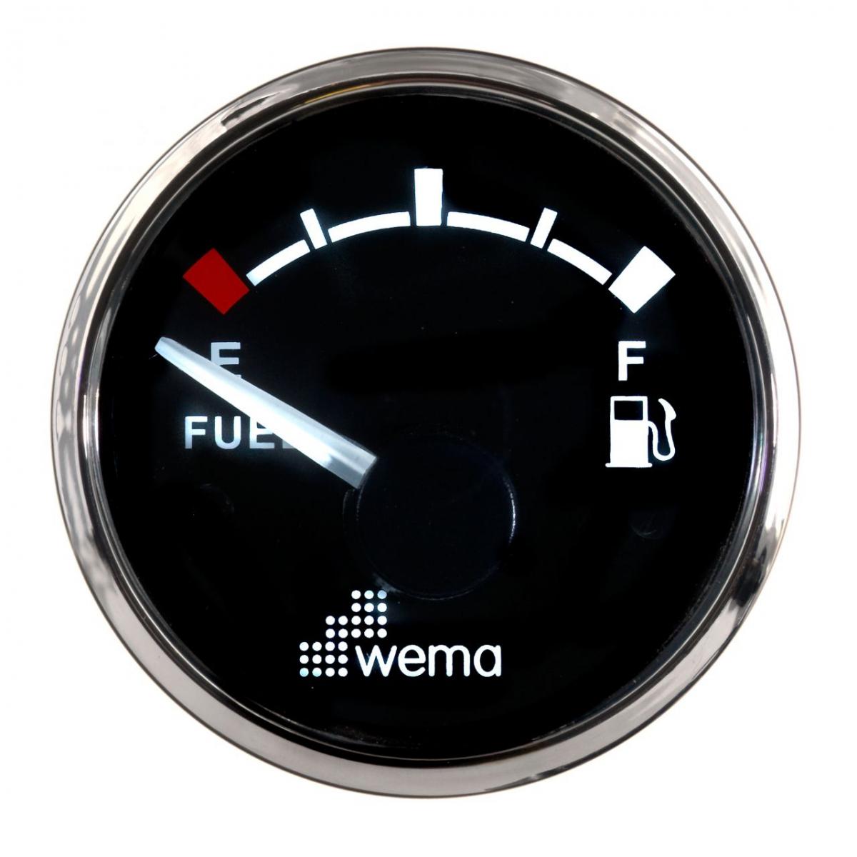 Wema IPFR Yakıt Tankı Seviye Göstergesi - Krom