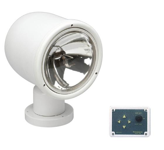 Xenon Kumandalı Projektör 8000 K 12V