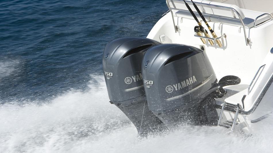 Yamaha 4 Zamanlı 225 Hp Extra Uzun Şaft Elektrikli Trimli Deniz Motoru Seti - Sağ ve Sol Dönüşlü
