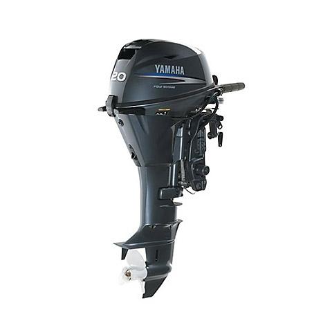 Yamaha 4 Zamanlı Deniz Motoru 20 Hp Uzun Şaft Elektrikli Trimli