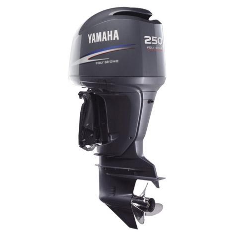 Yamaha 4 Zamanlı Deniz Motoru 250 Hp Extra Uzun Şaft Elektrikli Trimli Ters Dönüşlü