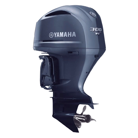 Yamaha 4 Zamanlı Deniz Motoru 300 Hp Ultra Uzun Şaft Elektrikli Trimli