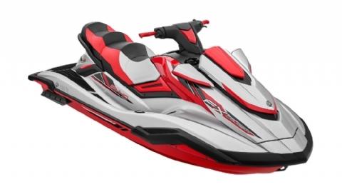 Yamaha 4 Zamanlı Deniz Motosikleti Wave Runner FX CR SVHO - 2020