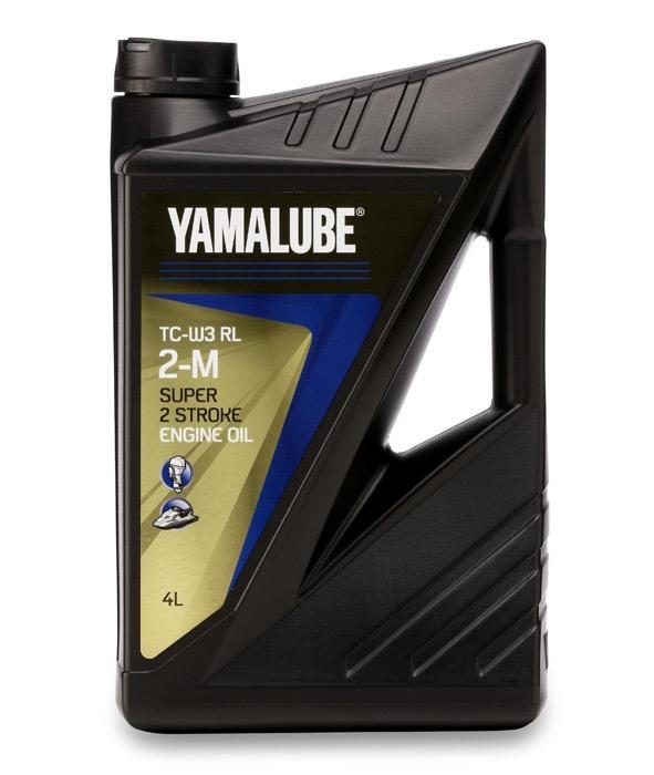 YamaLube TCW3 2 Zamanlı Motor Yağı 4Lt.