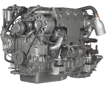 Yanmar Dizel Deniz Motoru 240 Hp