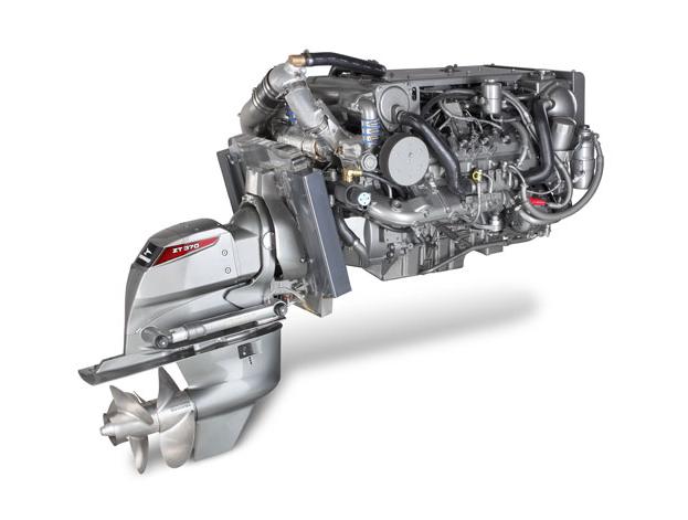 Yanmar Dizel Deniz Motoru 250 Hp Kuyruklu