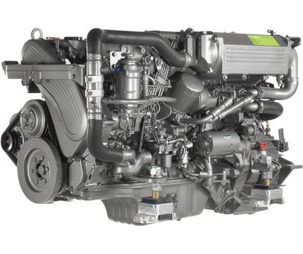 Yanmar Dizel Deniz Motoru 315 Hp Hidrolik Şanzıman