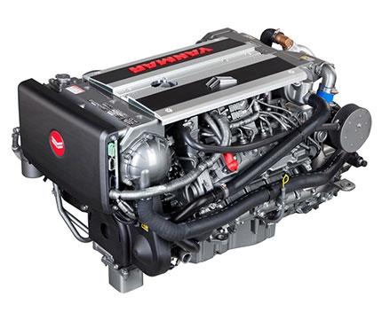 Yanmar Dizel Deniz Motoru 320 Hp Hidrolik Şanzıman