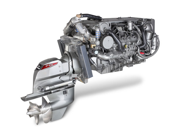 Yanmar Dizel Deniz Motoru 370 Hp Kuyruklu