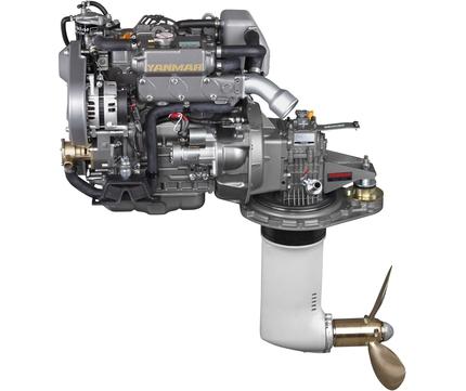 Yanmar Dizel Deniz Motoru 39 Hp Mekanik Şanzıman