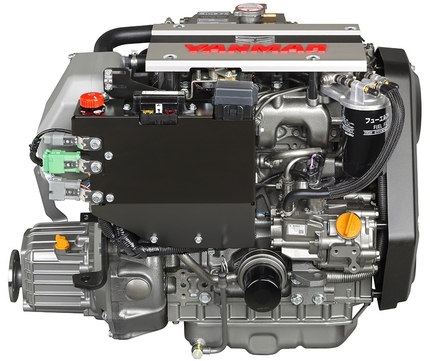 Yanmar Dizel Deniz Motoru 40 Hp Mekanik Şanzıman