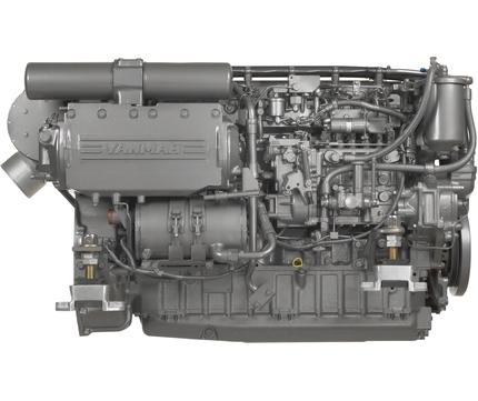 Yanmar Dizel Deniz Motoru 440 Hp Hidrolik Şanzıman